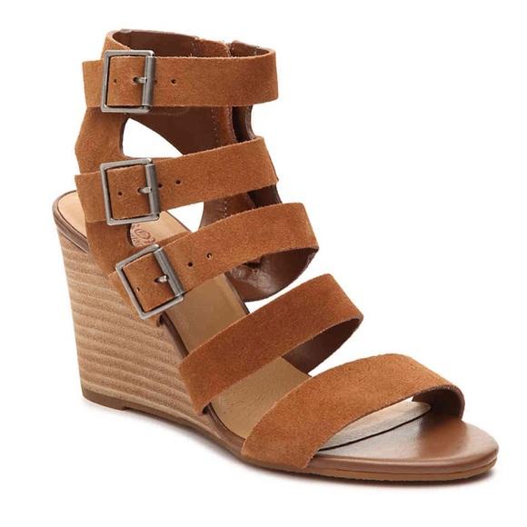 f97a33be409 Crown Vintage Shoes - Crown Vintage Serena Wedge Sandal